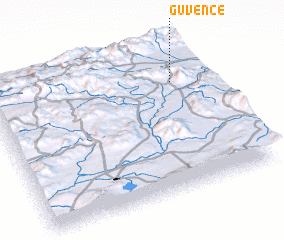 3d view of Güvence