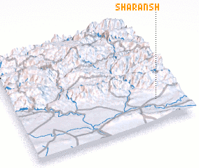 3d view of Sharānsh
