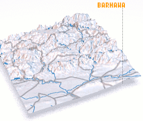 3d view of Barhawa