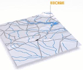 3d view of Kōchak