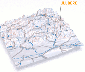 3d view of Uludere
