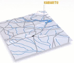 3d view of Kabartū