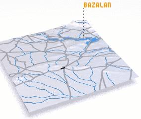 3d view of Bāzalān