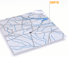 3d view of Sahya