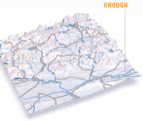 3d view of Khodga