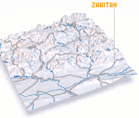 3d view of Zawītah