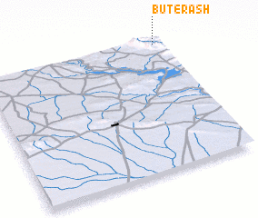 3d view of Būtērash
