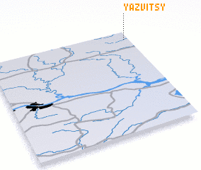 3d view of Yazvitsy