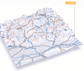 3d view of Manīn