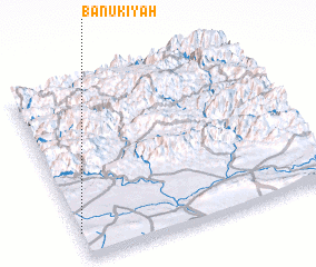 3d view of Bānūkīyah