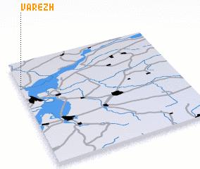 3d view of Varezh