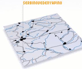 3d view of Serbino-Vedenyapino