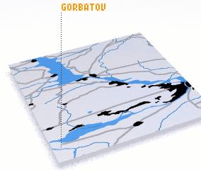 3d view of Gorbatov