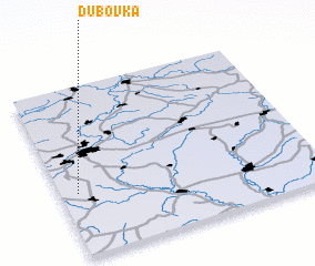 3d view of Dubovka