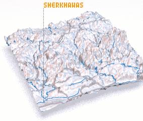 3d view of Shērkhāwas