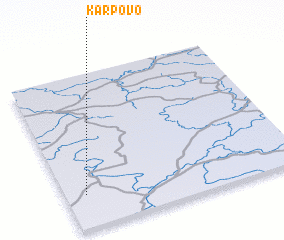 3d view of Karpovo
