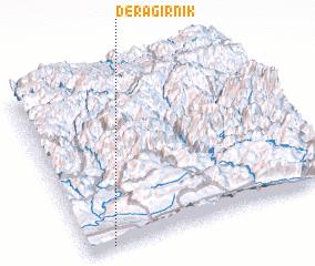 3d view of Dera Girnik