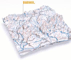 3d view of Bārhōl