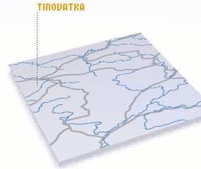 3d view of Tinovatka
