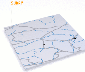 3d view of Suday