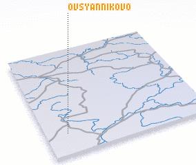 3d view of Ovsyannikovo