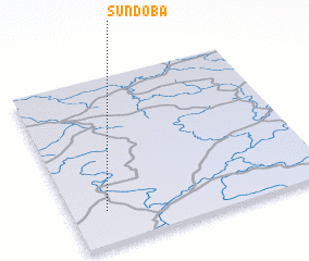 3d view of Sundoba