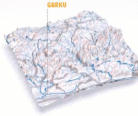 3d view of Gārku