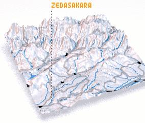3d view of Zeda Sak'ara