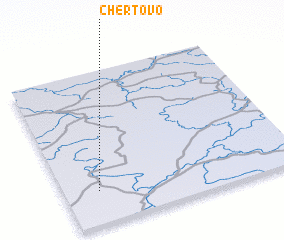 3d view of Chertovo