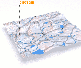 3d view of Rust\