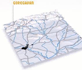 3d view of Gōrēgāvān