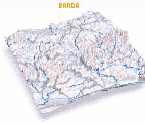 3d view of Banda