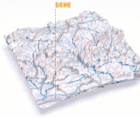 3d view of Dēhē