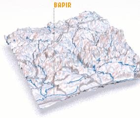 3d view of Bāpīr