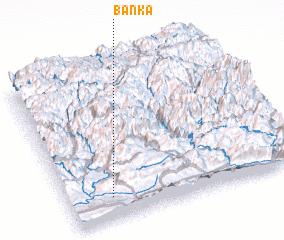 3d view of Bānkā