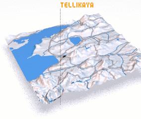 3d view of Tellikaya