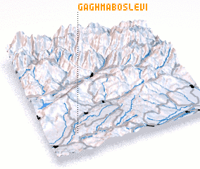 3d view of Gaghma Boslevi