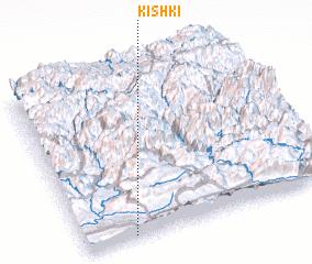3d view of Kishkī