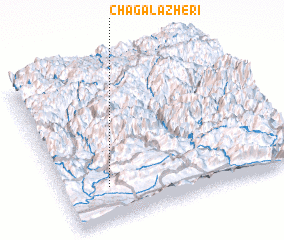 3d view of Chagala Zhēri