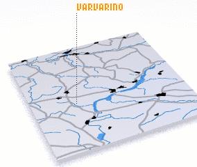 3d view of Varvarino