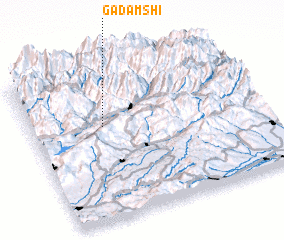3d view of Gadamshi