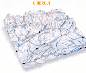 3d view of Chibrevi
