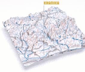 3d view of Khānika
