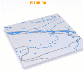 3d view of Istomina