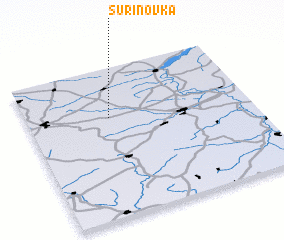 3d view of Surinovka