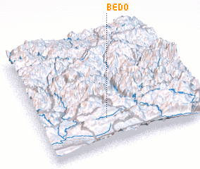 3d view of Bedo