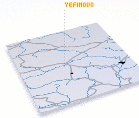 3d view of Yefimovo