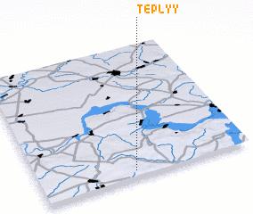 3d view of Tëplyy
