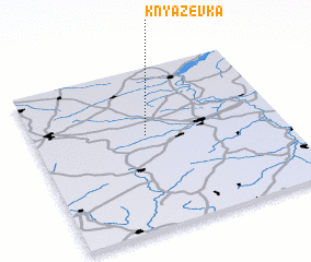 3d view of Knyazevka