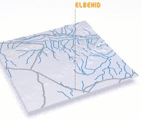 3d view of El Behid